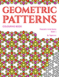 Geometric Patterns Colouring Book by Tigerlynx