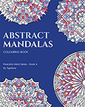 Abstract Mandalas Colouring Book by Tigerlynx