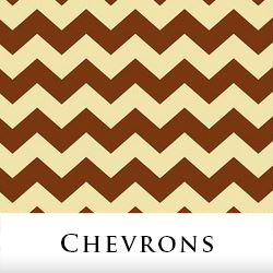 Chevron Fabric by Tigerlynx, from Zazzle
