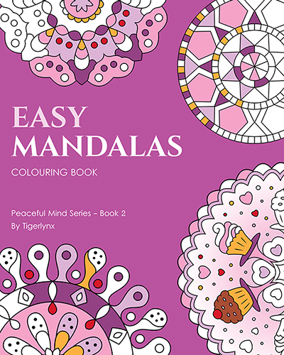 New Colouring Book Cover