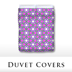 Duvet covers by Tigerlynx, from Pixels