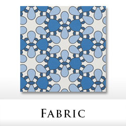 Customisable fabric by Tigerlynx, from Zazzle