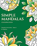 Simple Mandalas Colouring Book by Tigerlynx